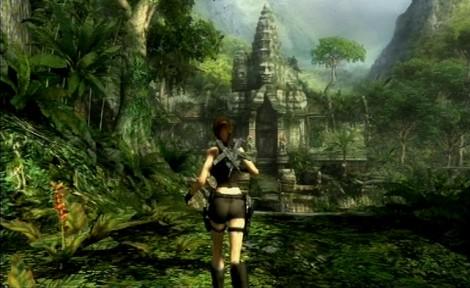 Xbox 360 Tomb Raider Underworld Demo Gameplay Technofranki S Blog