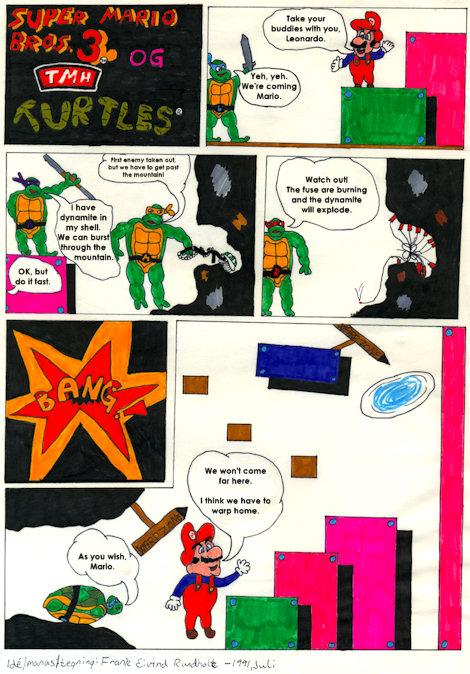 Super Mario & Turtles