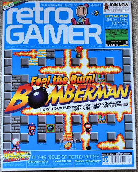 Retro Gamer #67