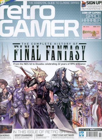 Retro Gamer 69